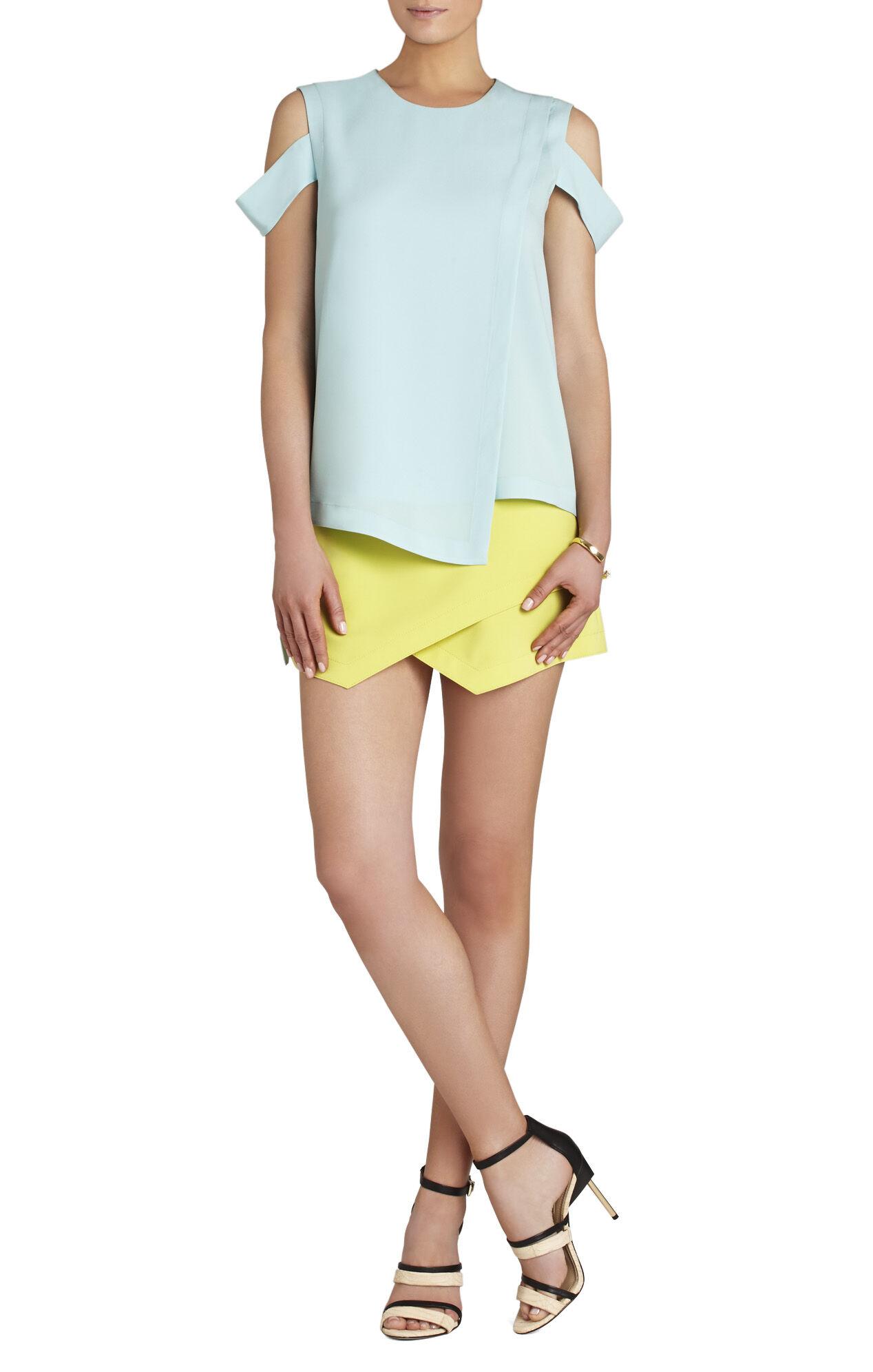 Bethy Sleeveless Asymmetrical-Hem Top