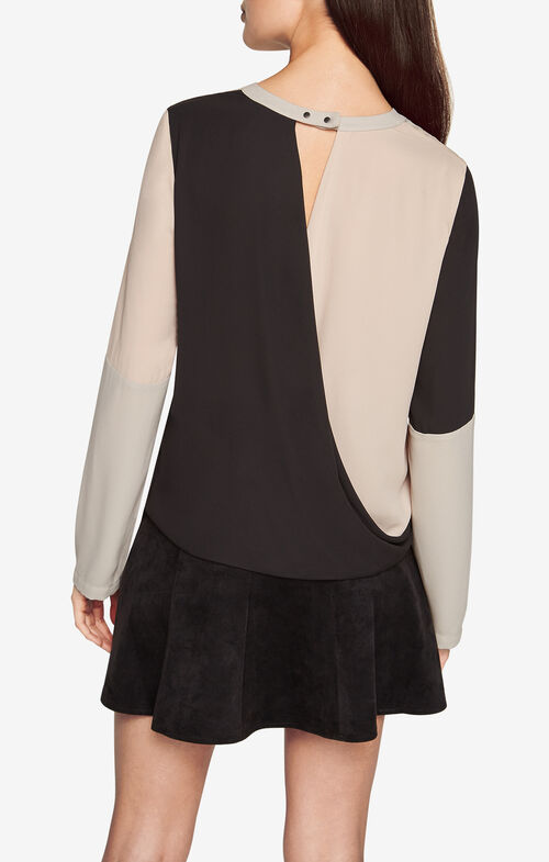 Ragan Color-Blocked Top