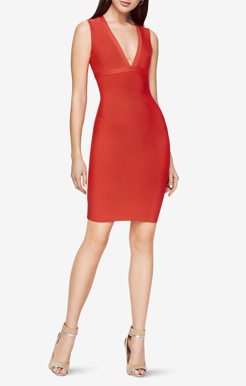 Oralie Cutout Dress