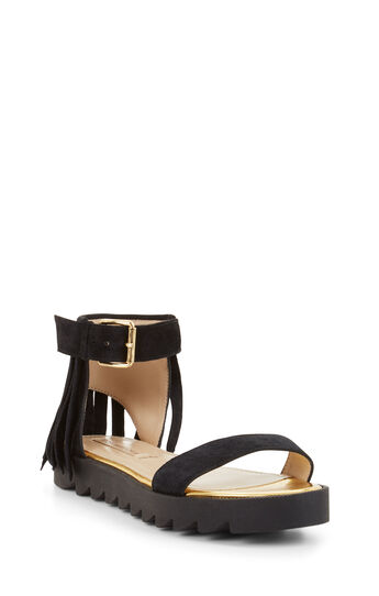 Runway Keran Fringe Sandal