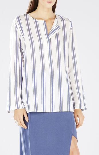 Linzey Striped Top