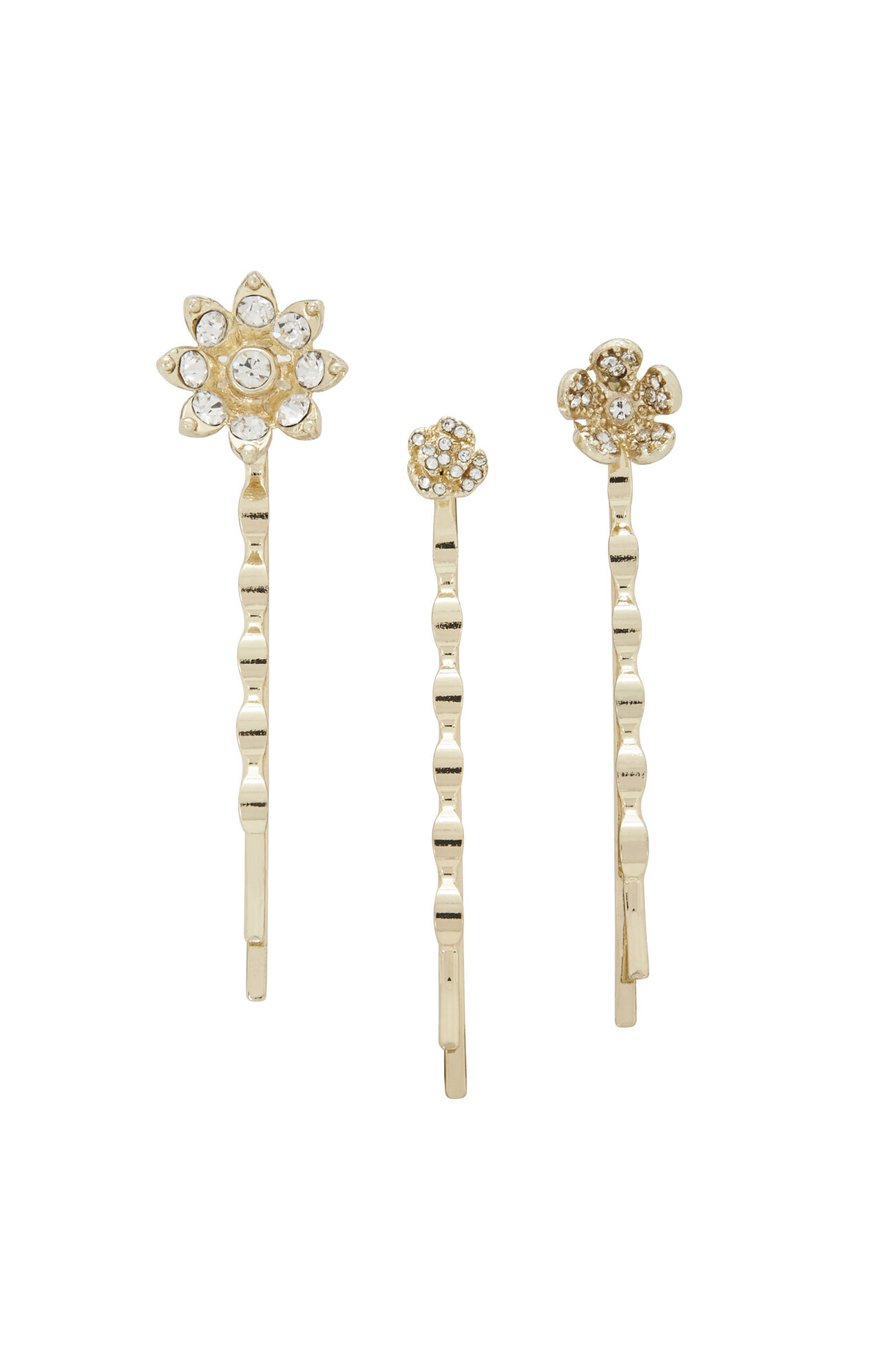 Flower Hairpin Set
