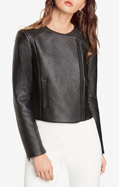 Bryden Faux-Leather Jacket