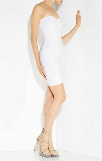 Denise Signature Essentials Strapless Dress