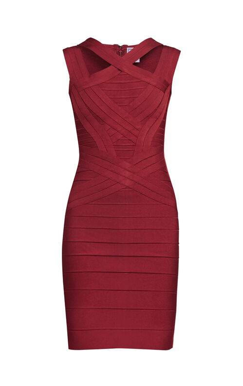 Cypress Essential Bandage Dress