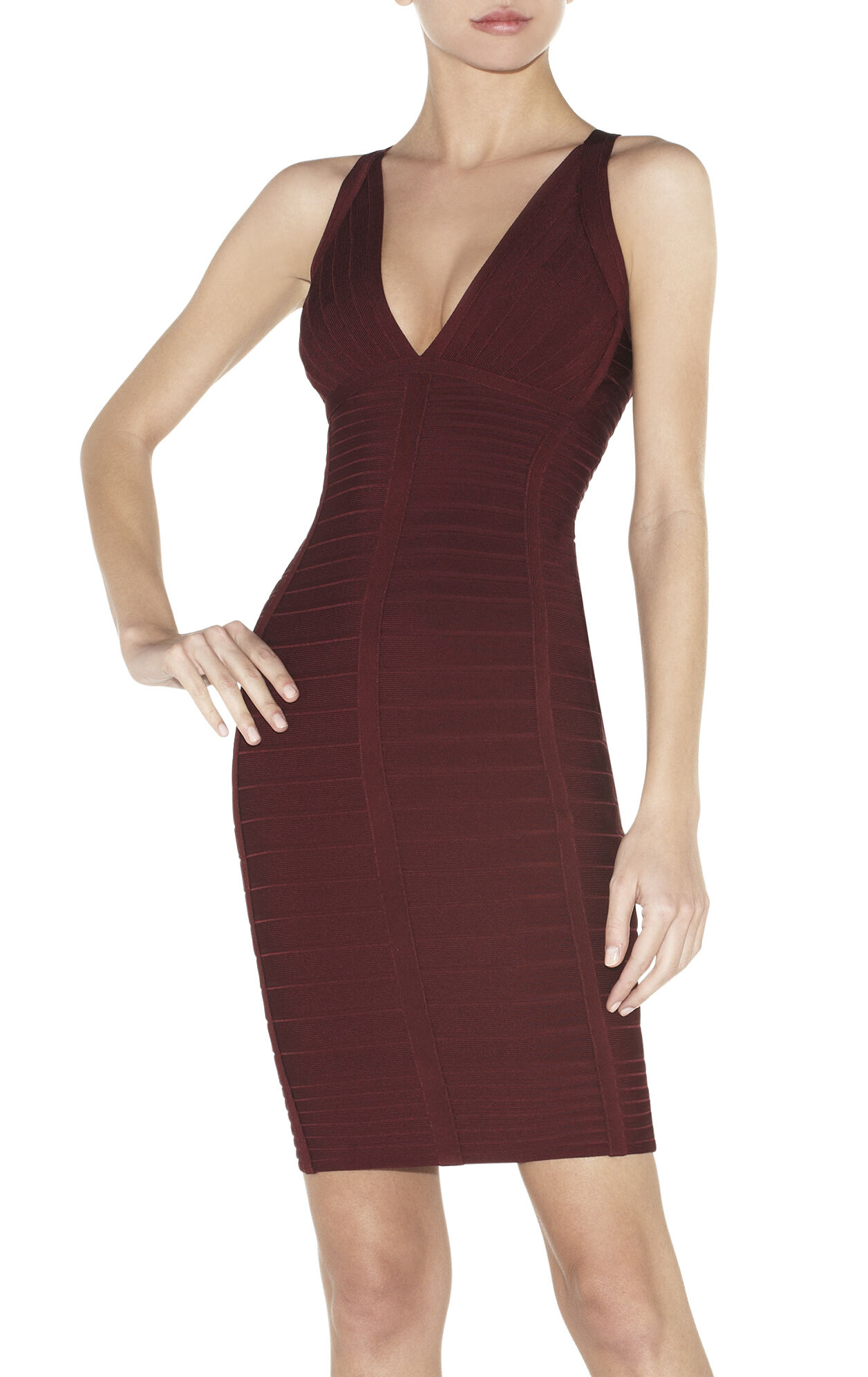 Jada Signature Bandage Dress