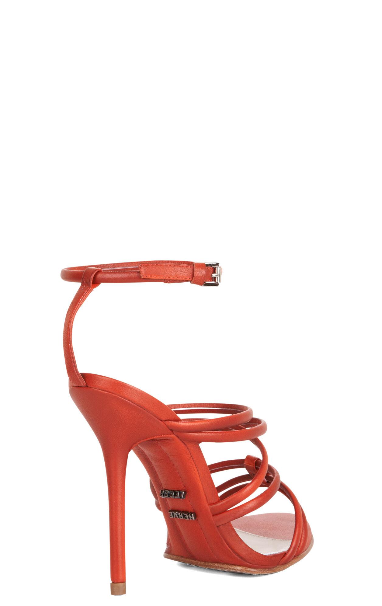 Odette Strappy High-Heel Day Sandal