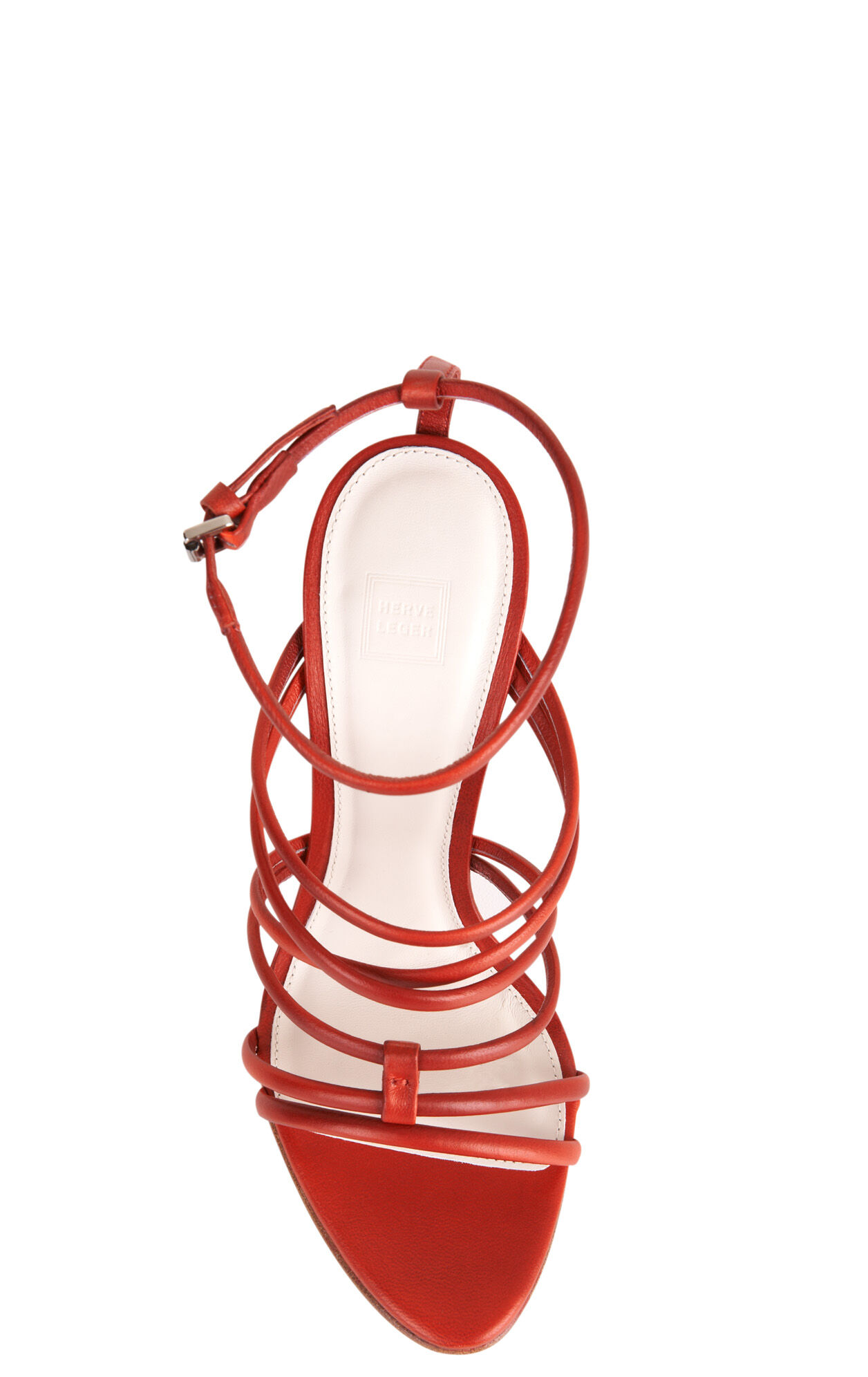 Odette Strappy High-Heel Day Sandal