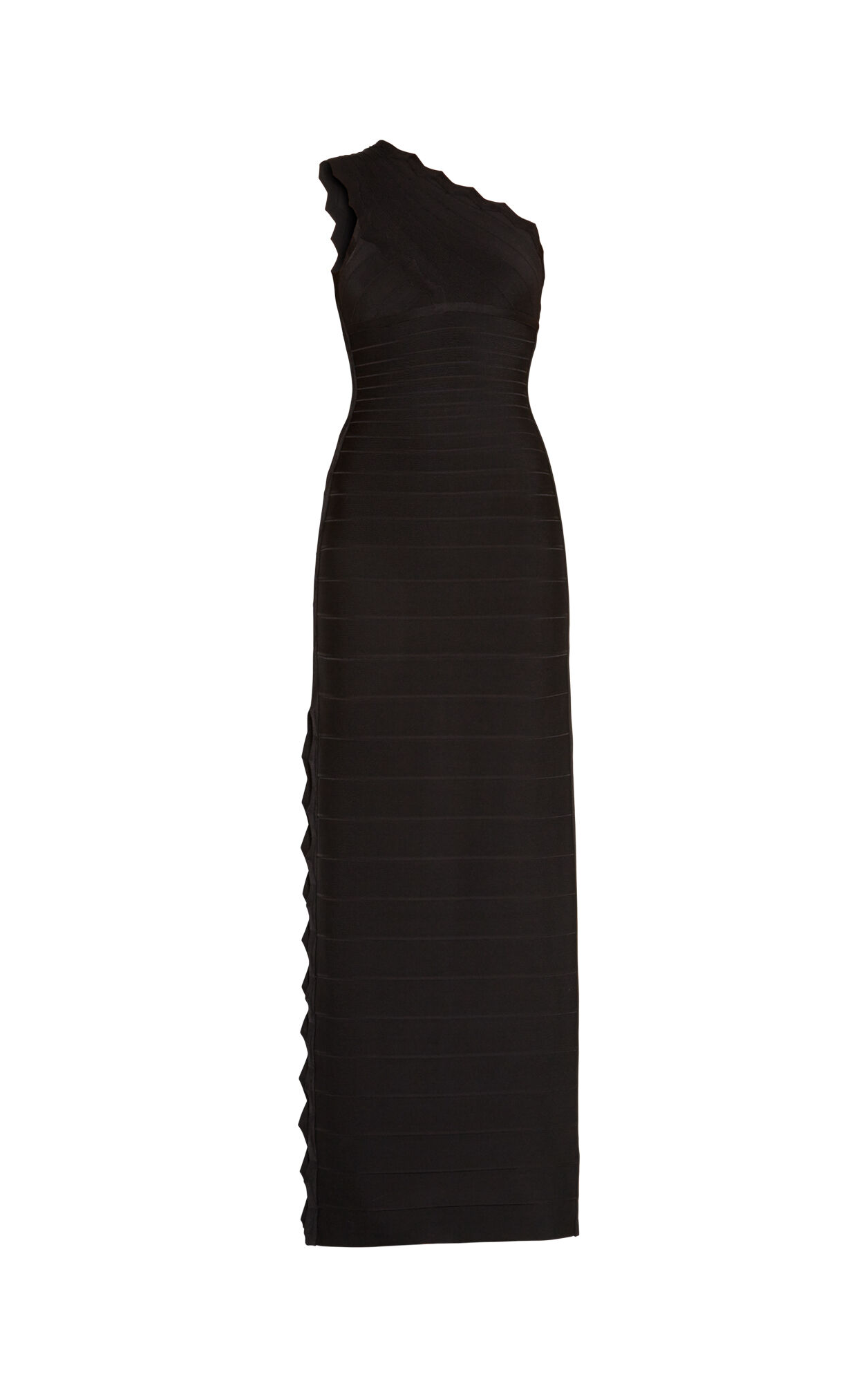 Catarina Overlay Zigzag Dress