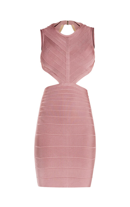 Audry Signature Essentials Bandage Dress