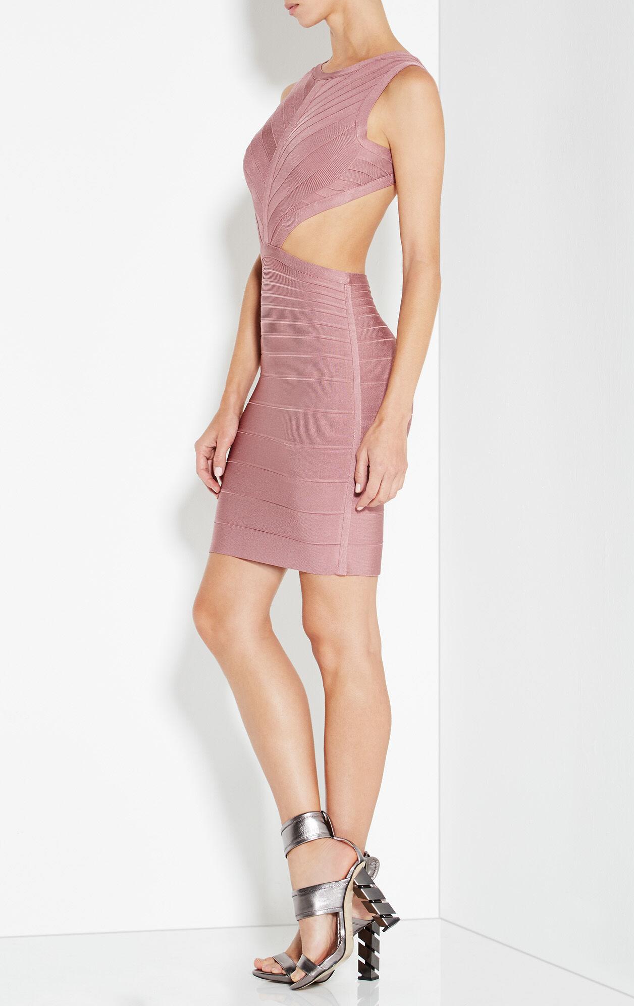 Audry Signature Essentials Bandage Dress