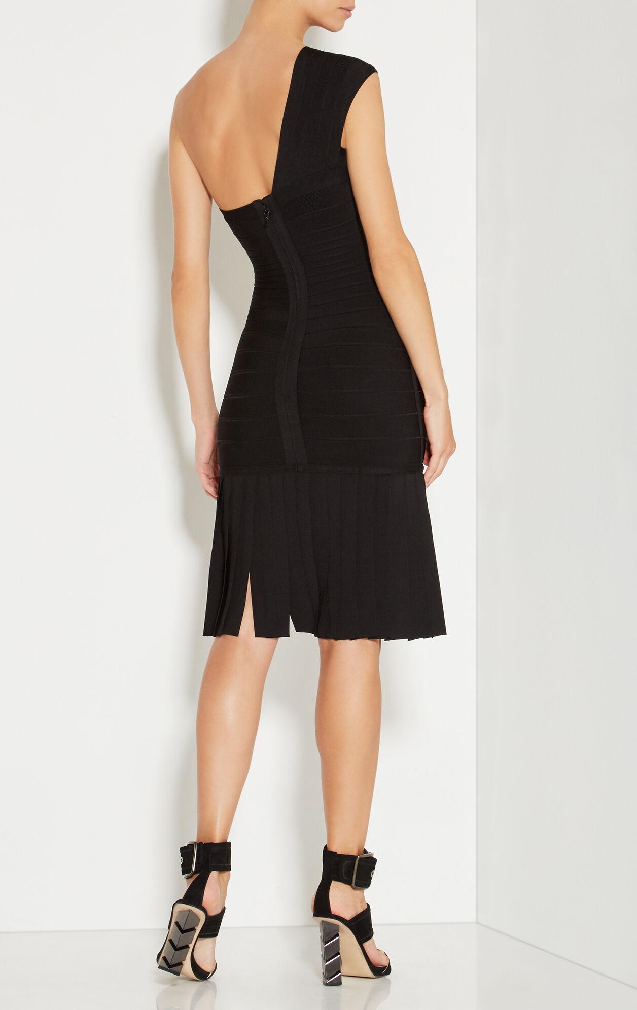 Renee Wide Fringe Detail Dress