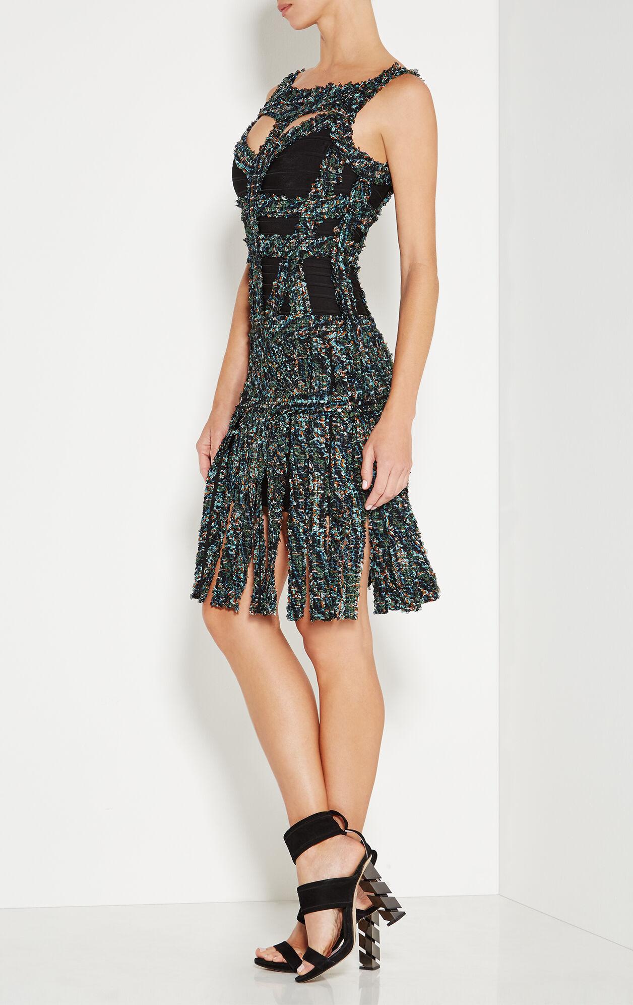 Joseline Ruched Detail Dress