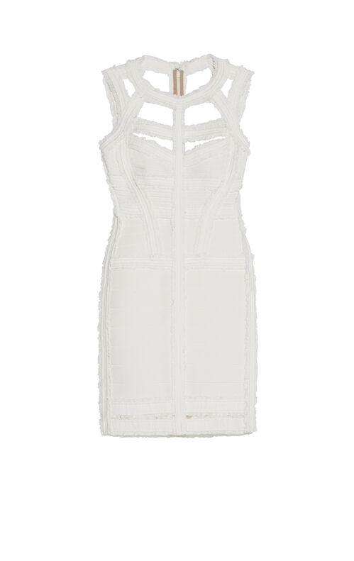 Madyson Chiffon Detail Dress