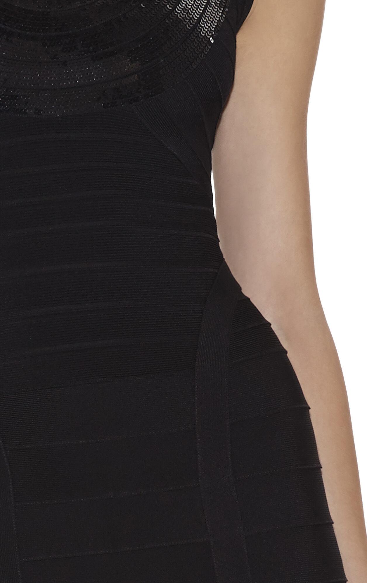 Veda Sequin-Detail Dress