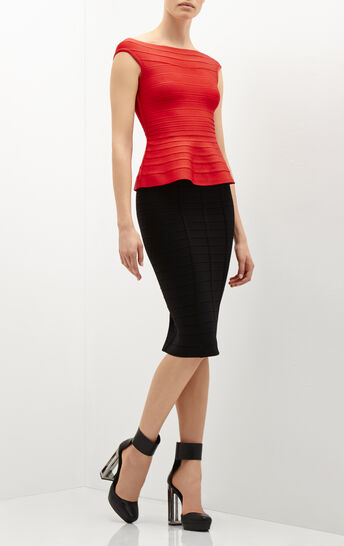Sonya Signature Essentials Bandage Top