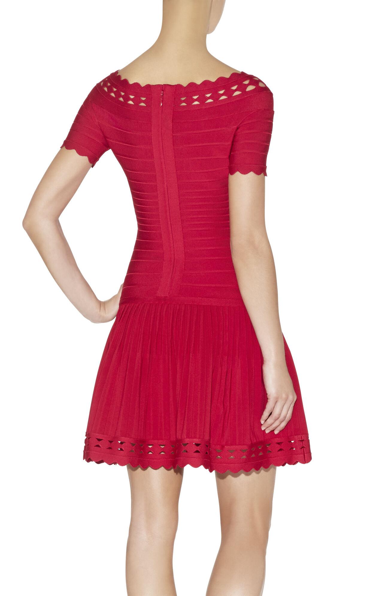 Khloe Cutout Bandage Dress