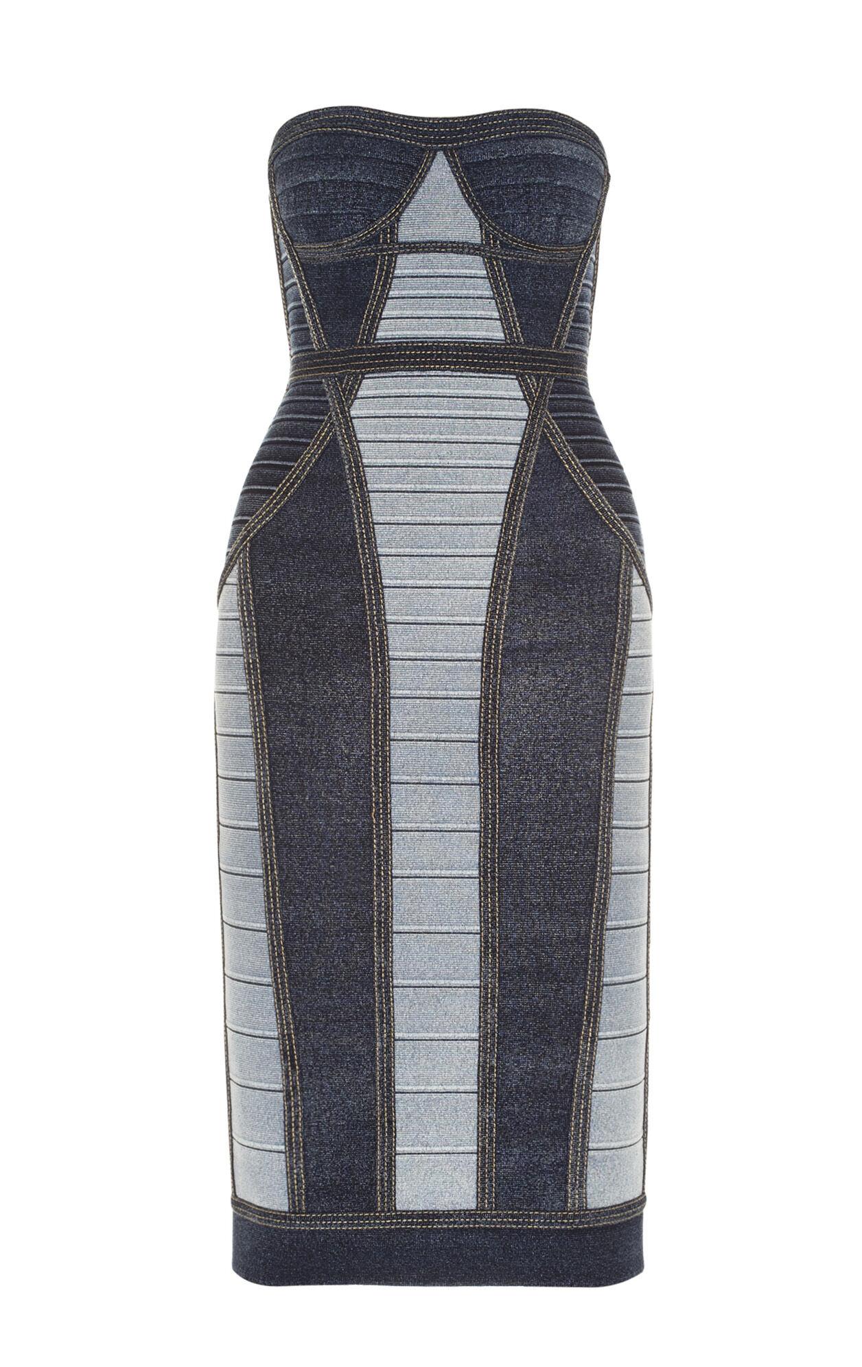 Gwyn New Denim Dress