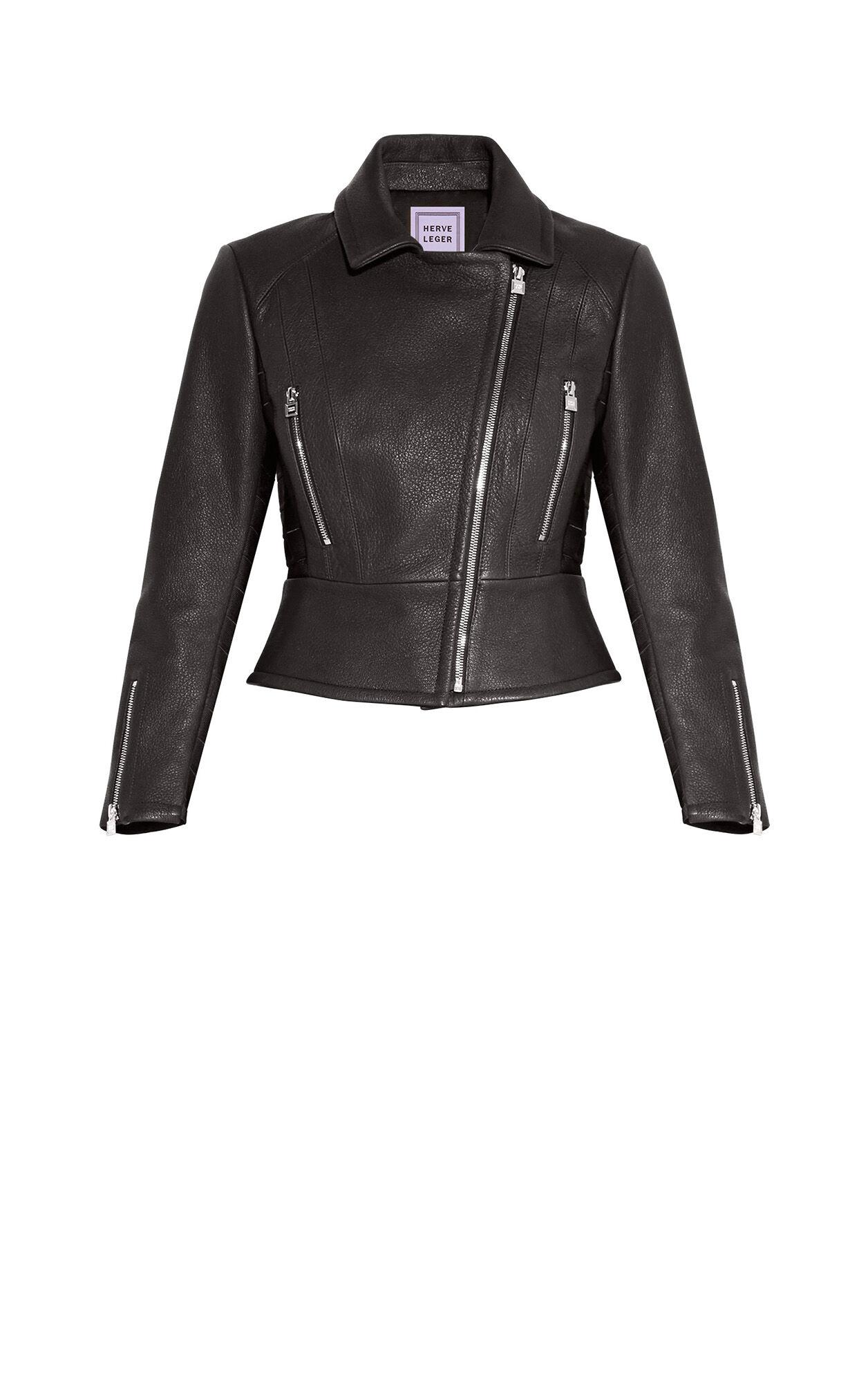 Salene Leather Jacket