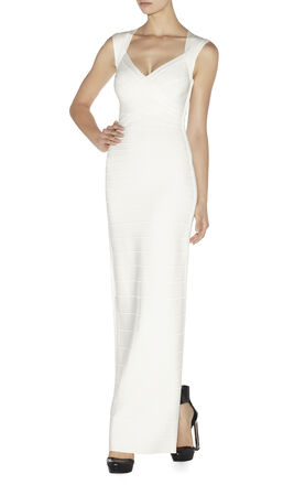 Estrella Signature Essentials Bandage Dress