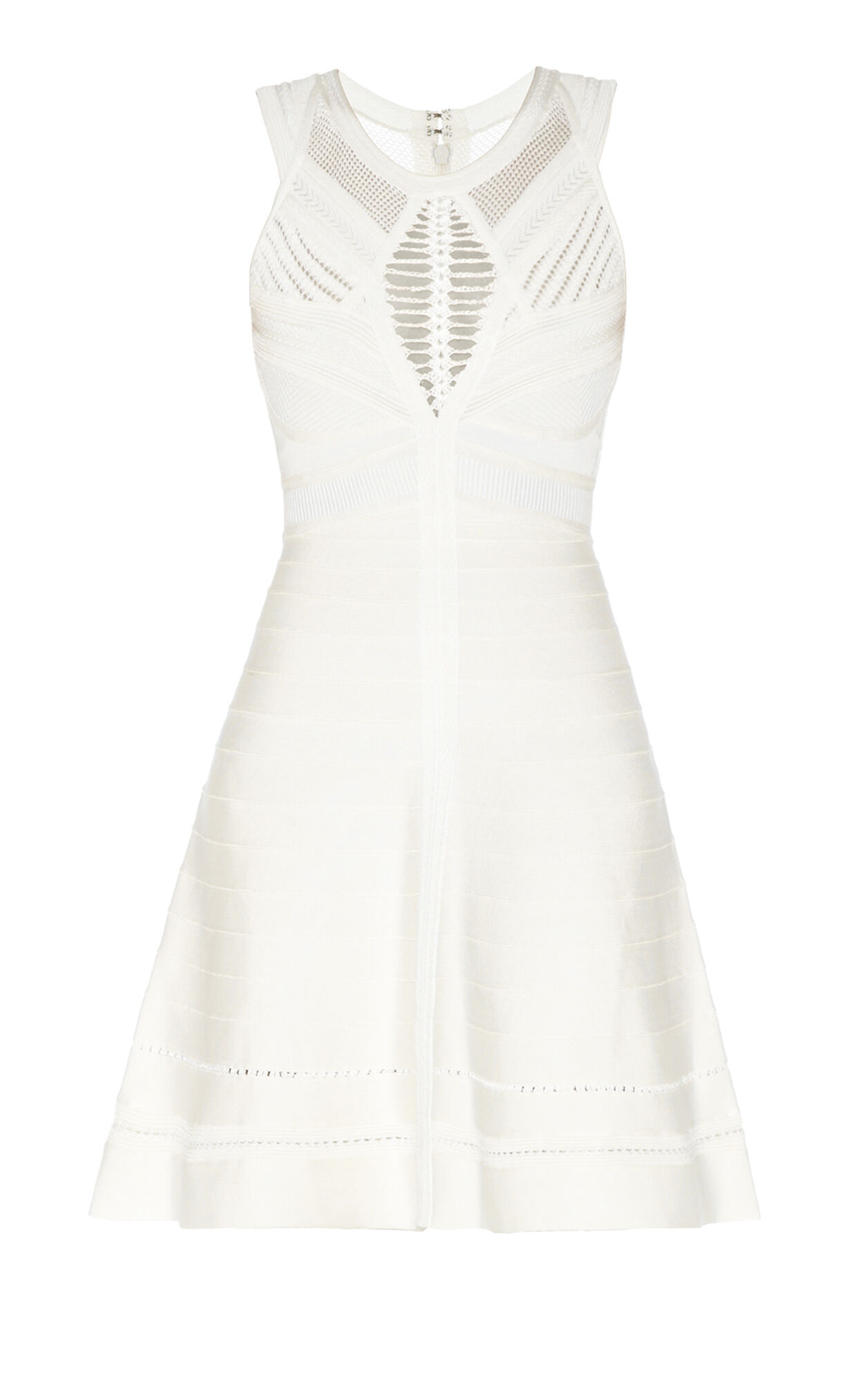 Viviane Pointelle Bandage Dress
