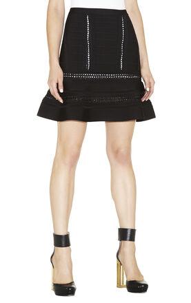 Taliyah Pointelle Bandage Skirt
