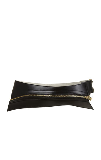 Zippered Waist Belt