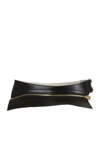 Zippered Waist Belt