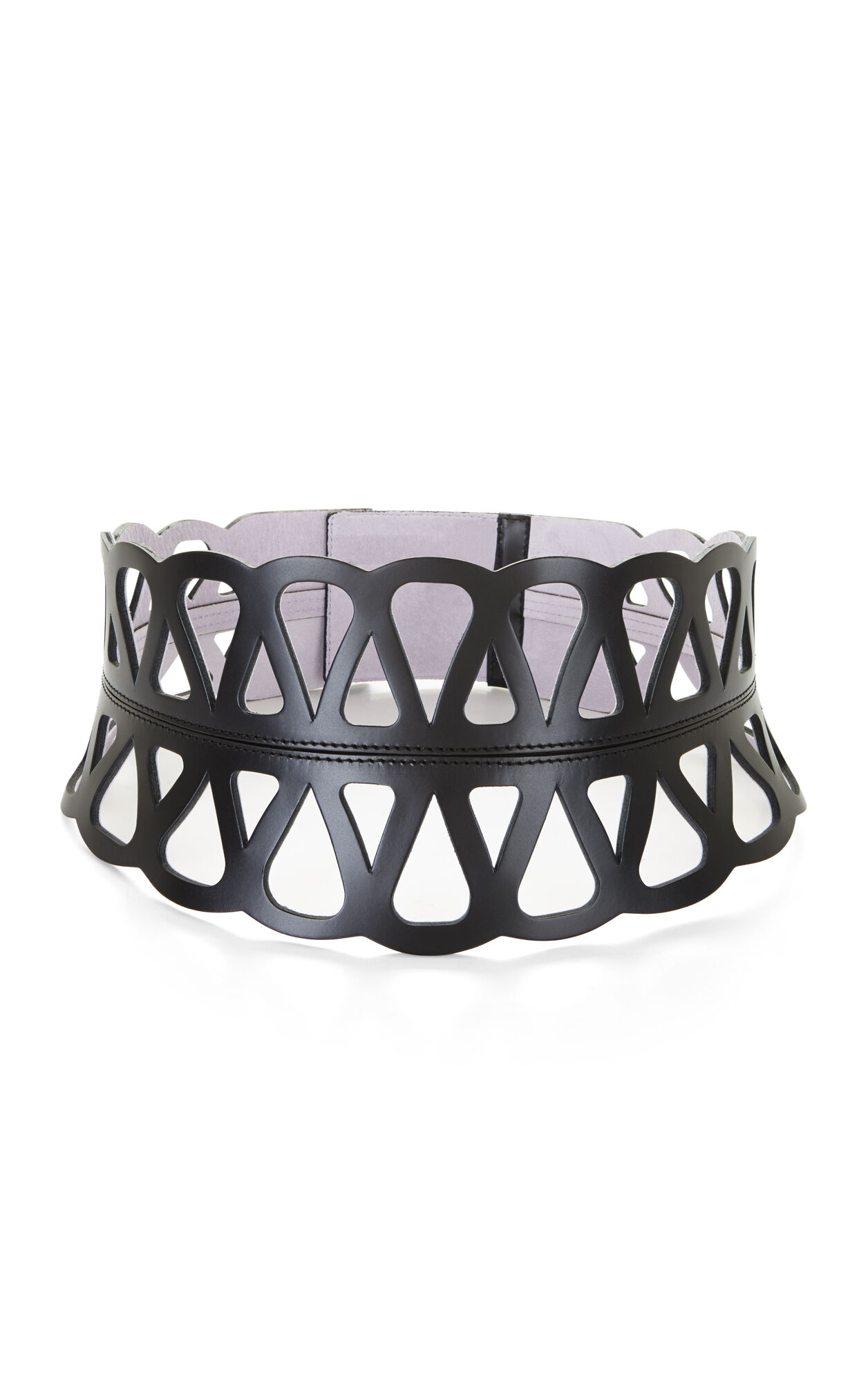 Allover Cutout Waist Belt