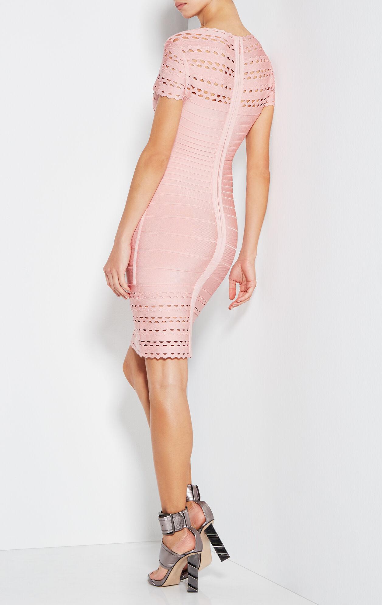 Tracie Cutout Bandage Dress