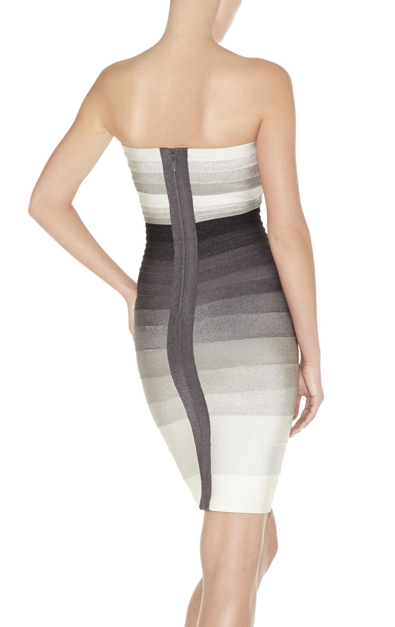 Izzie Ombre Bandage Dress
