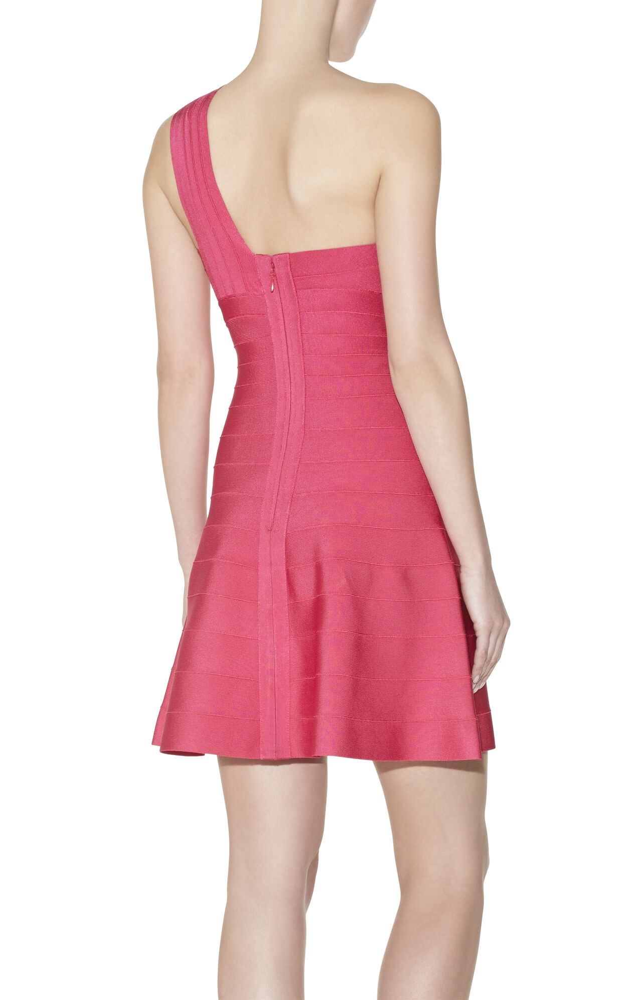 Sydney One-Shoulder Bandage Dress