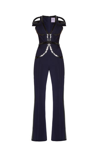 Bethany Sequined Jumpsuit