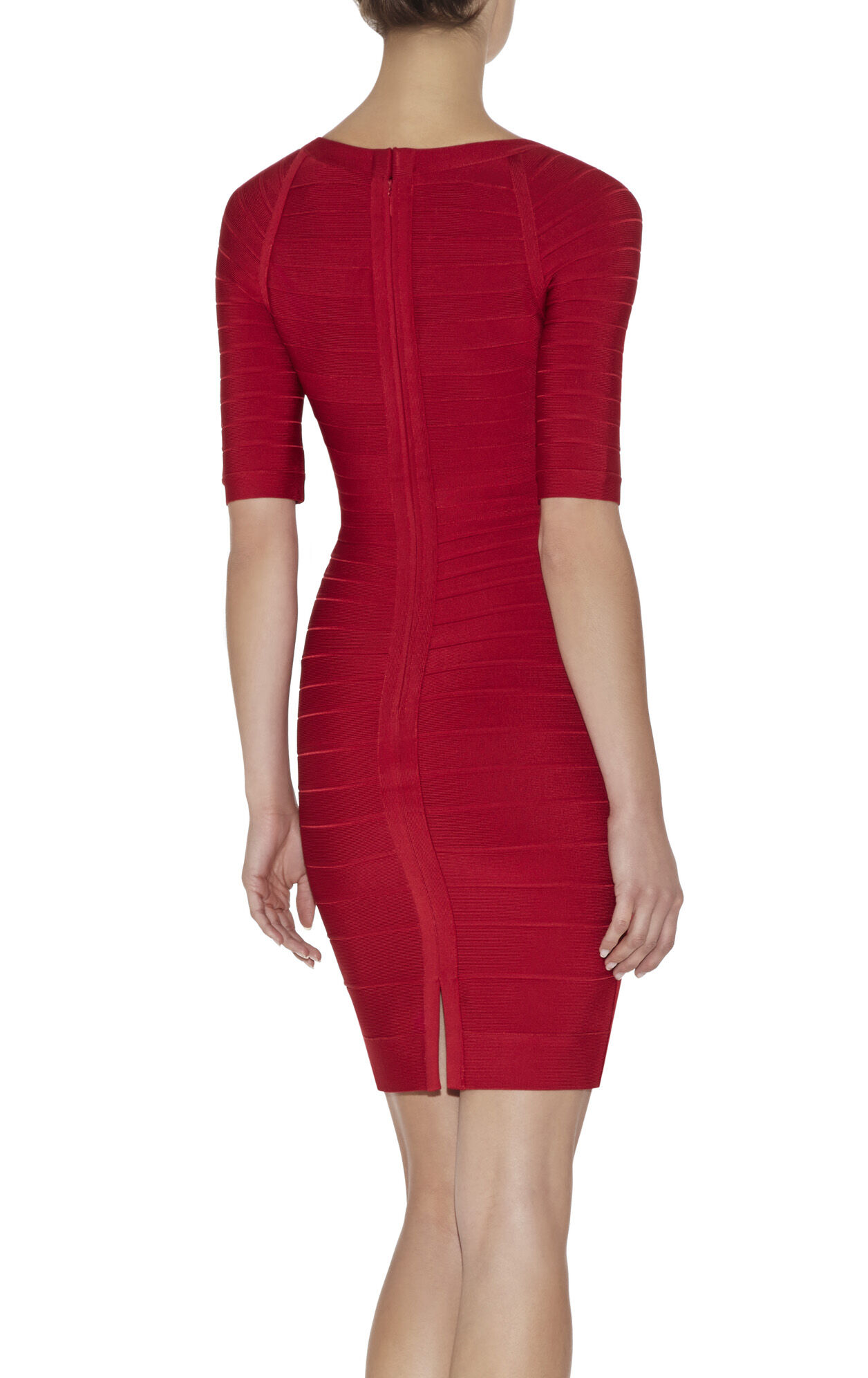 Lexi Signature Sweetheart-Neckline Bandage Dress