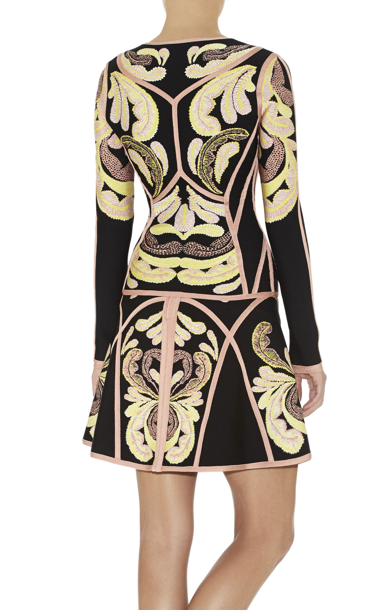 Kaya Paisley Jacquard Jacket