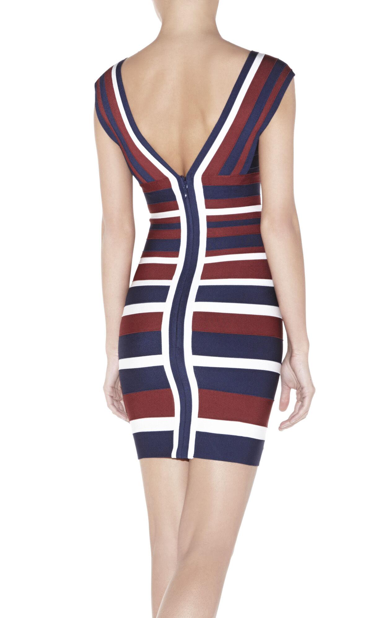 Jette Multi Colorblocked Dress