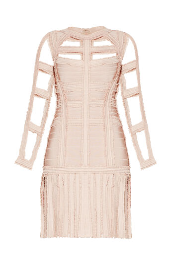 Brielle Chiffon Detail Dress