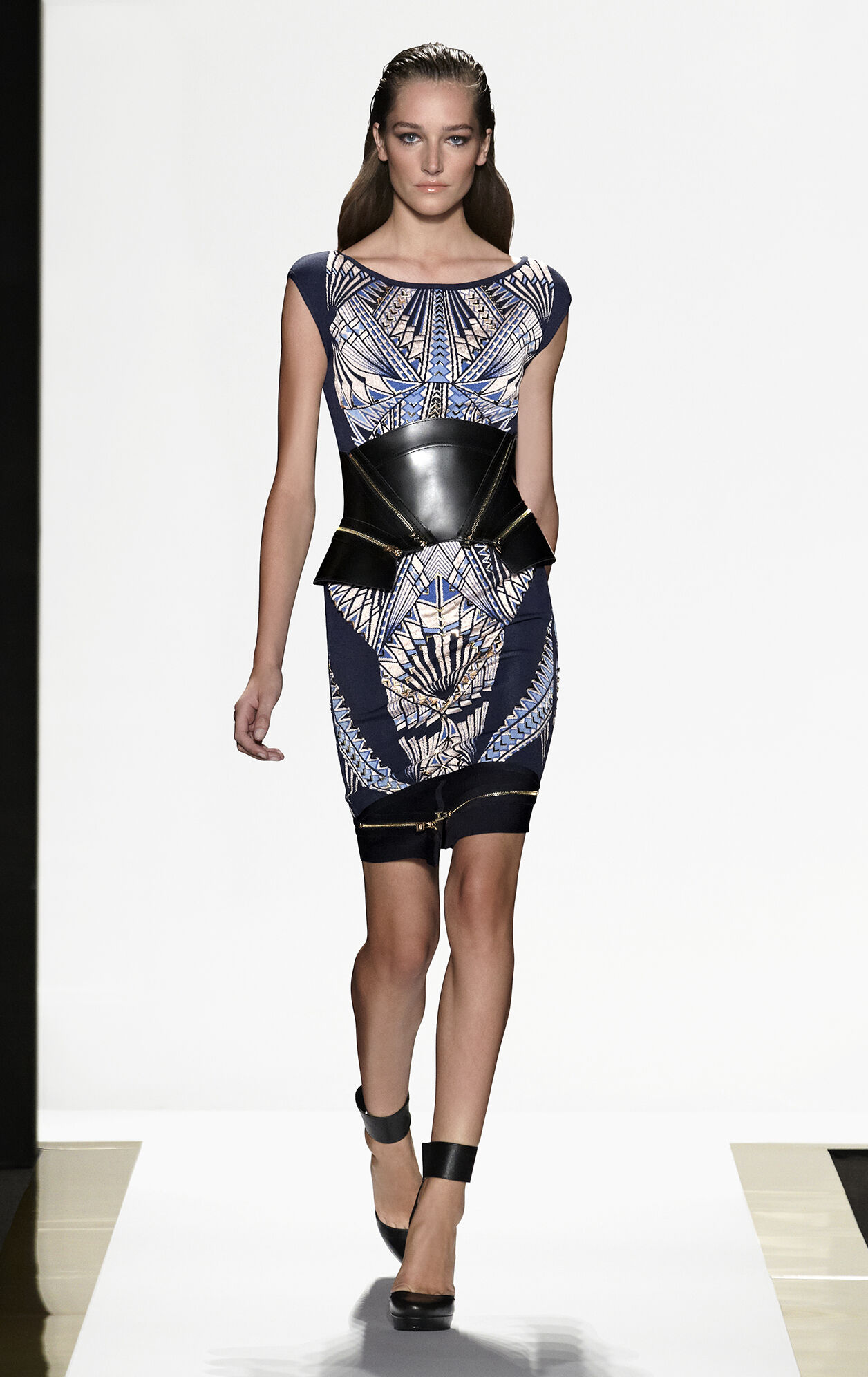 Tabae Tattoo-Jacquard Dress