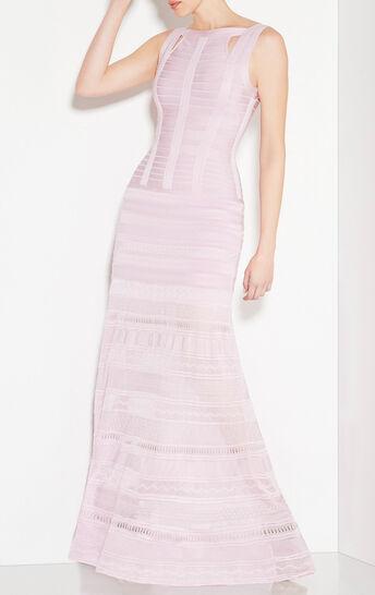 Palma Pointelle Bandage Dress