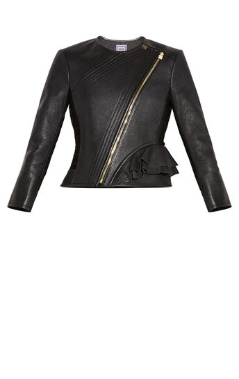 Mila Leather Jacket