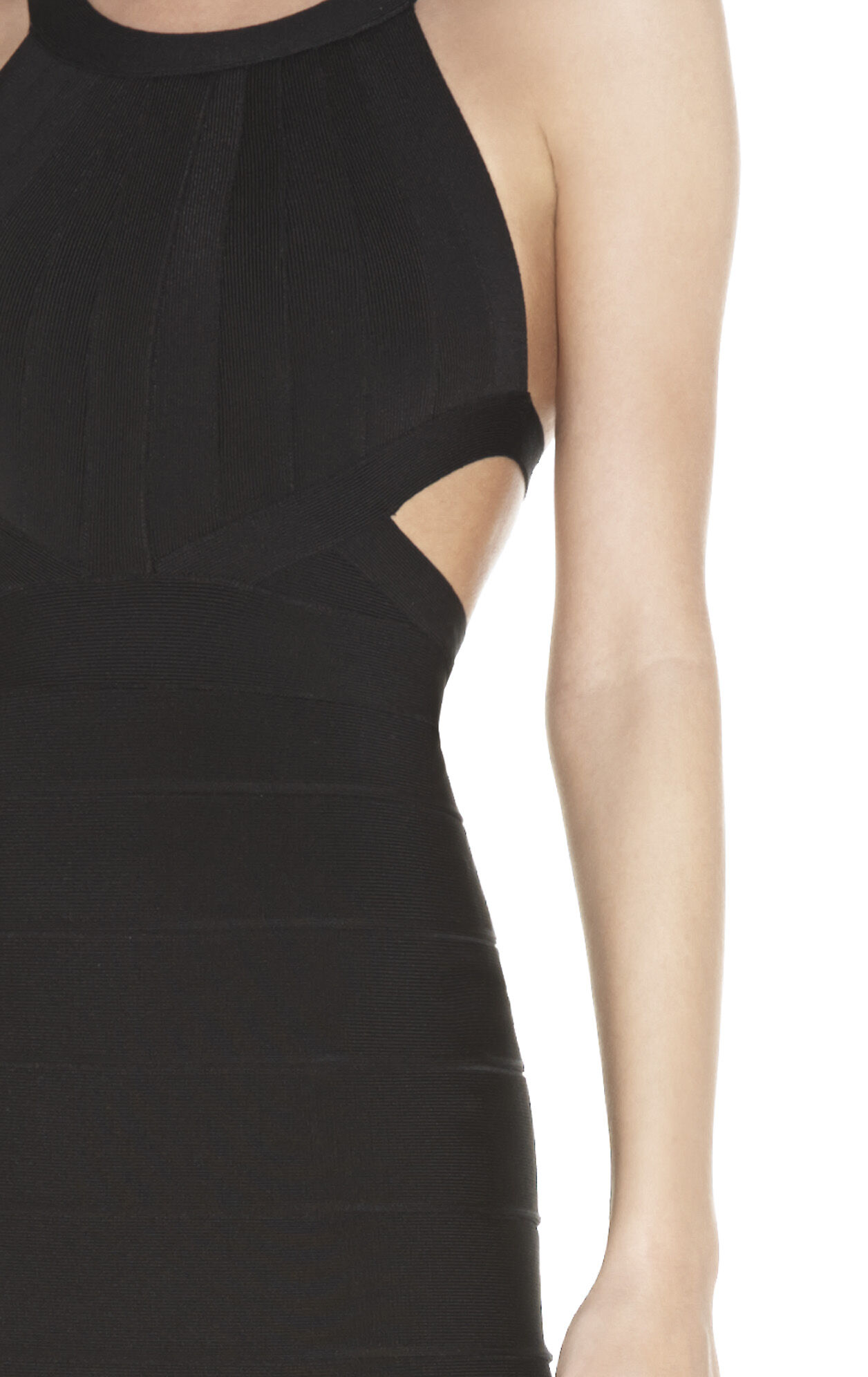 Zariah Signature Bandage Dress