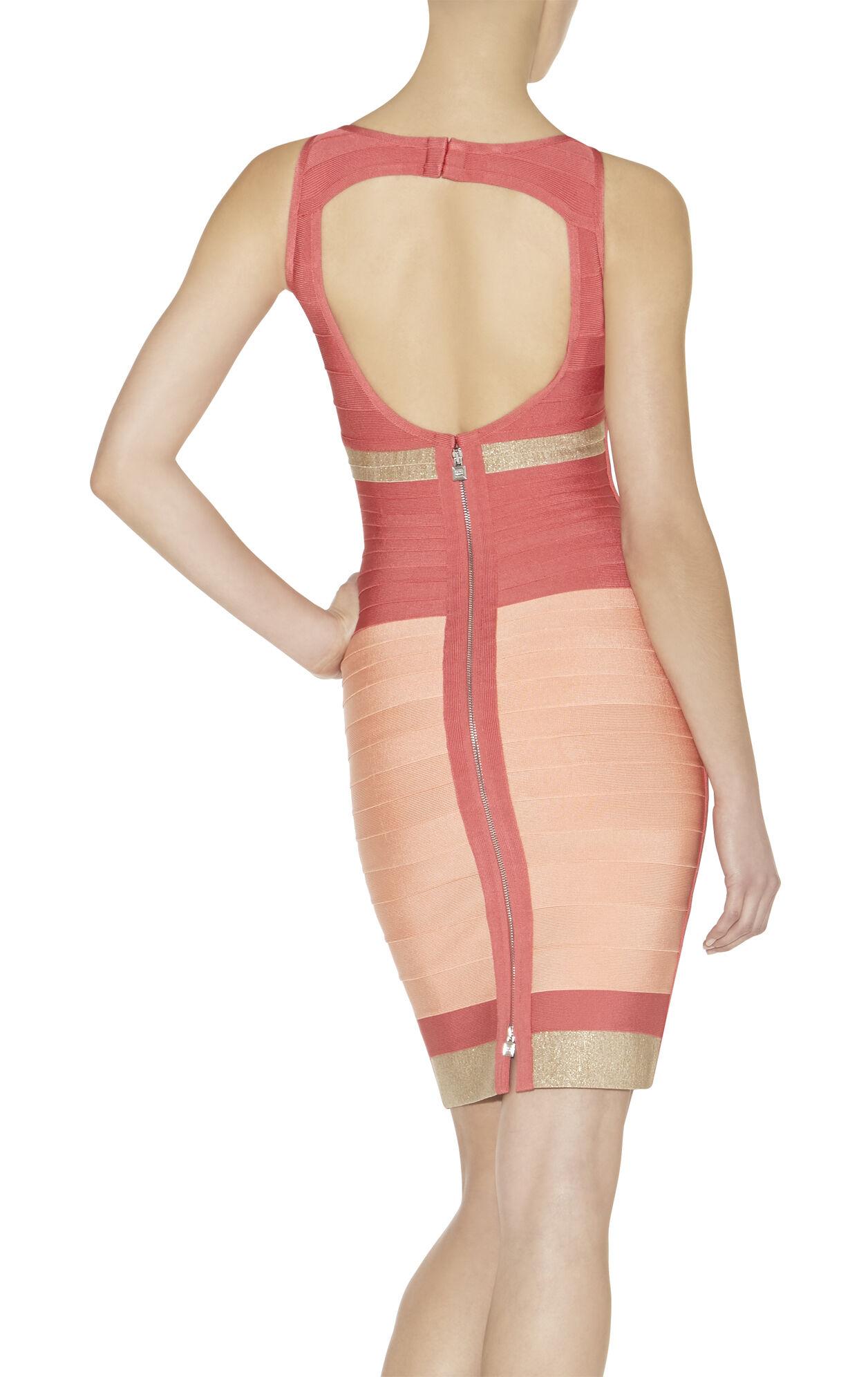 Skye Colorblocked Dress