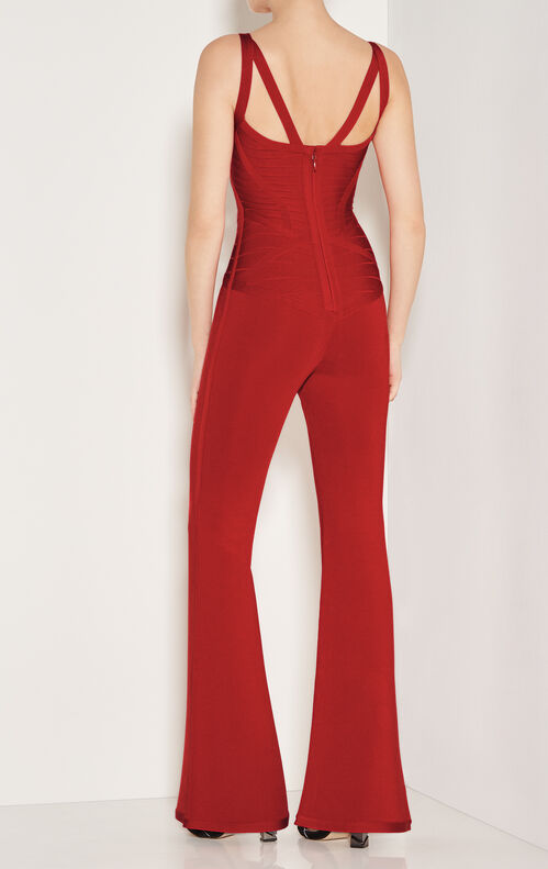 Dilonne Essential Cutout Jumpsuit