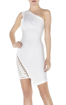 Maran Metal-Hardware Detailed Dress