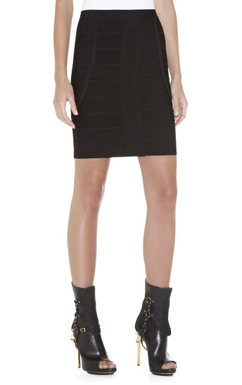 Elias Signature Bandage Skirt