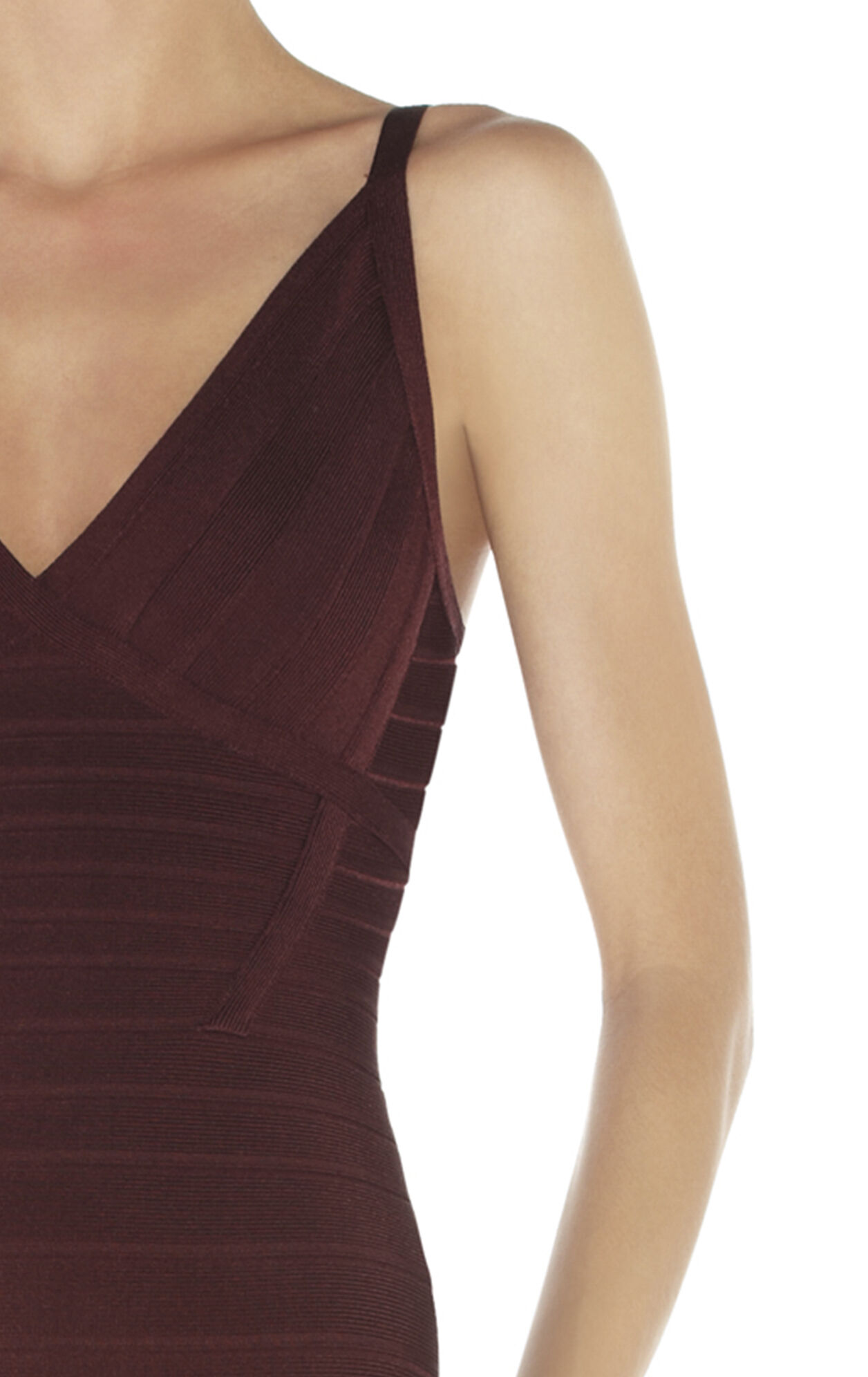 Scarlett Signature V-Neck Bandage Dress