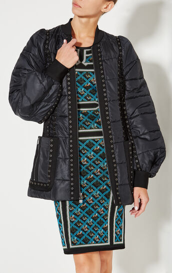 Rys Multi-Texture Jacket