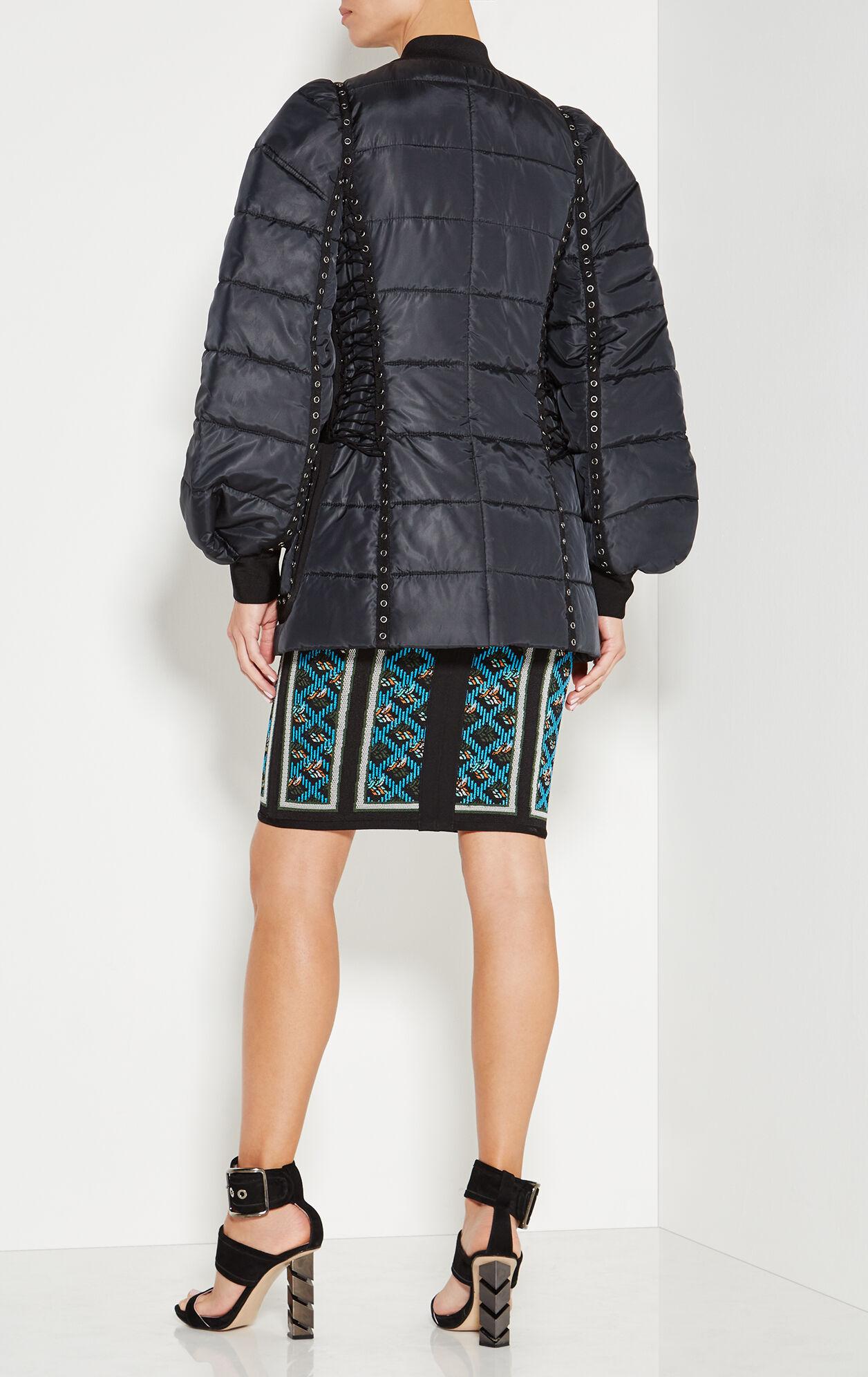 Rys Multi-Texture Jacket