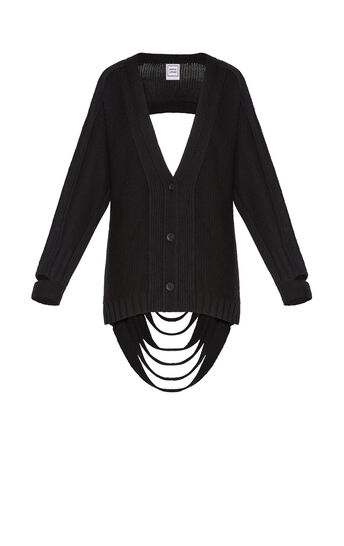 Lenora Slash Detail Cardigan