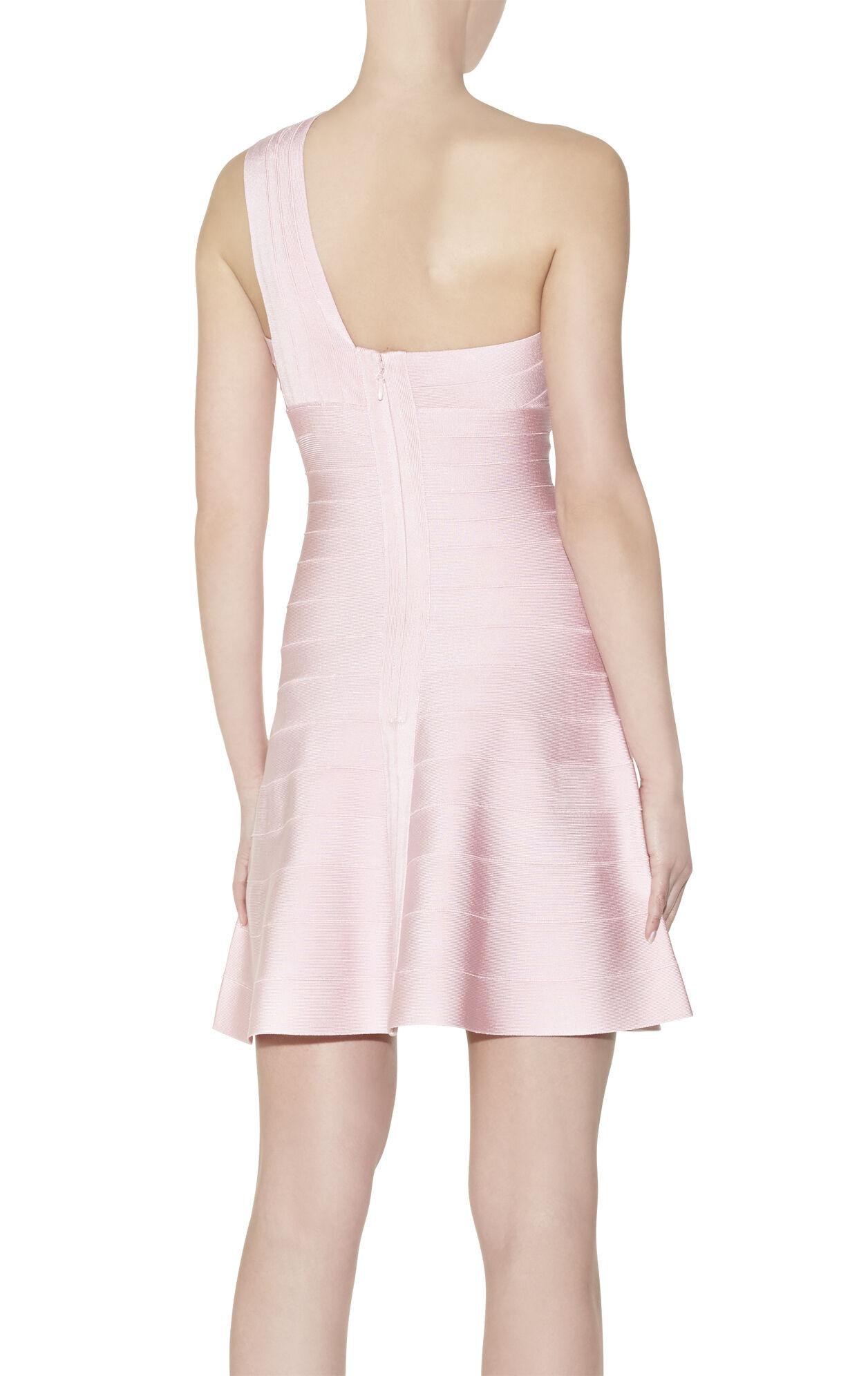Sydney One-Shoulder Bandage Dress